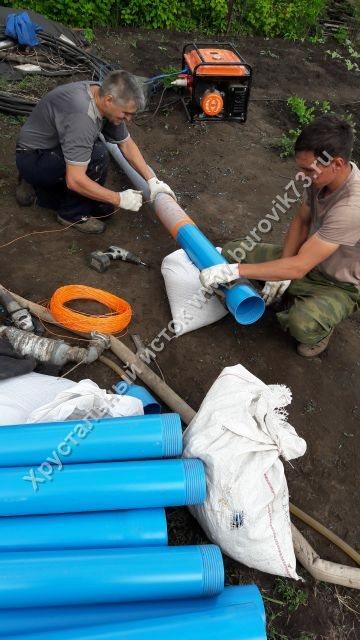 Как сделать фильтр для скважины своими руками для песка 77